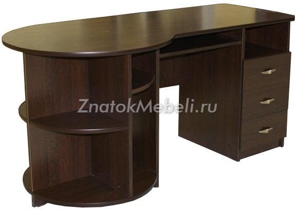 Стол с закругленными краями - Директор