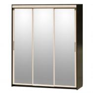 Шкаф-купе 3-дверный с 3 зеркалами картинка