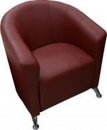 """Кресло из искусственной кожи """"Подкова"""" картинка"""
