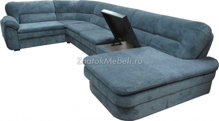 модульный диван кровать п образный купить в новосибирске фото и