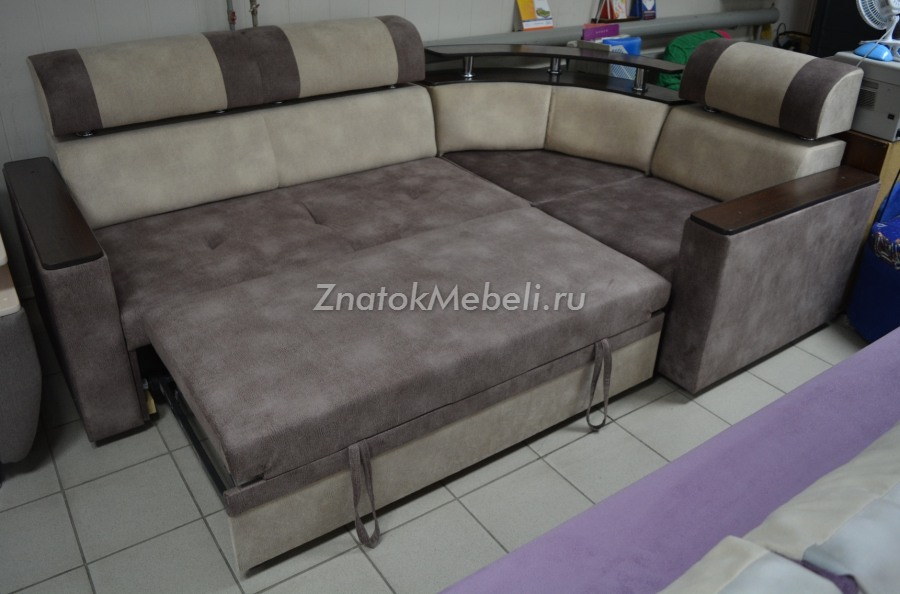 угловой диван кровать алина 2 купить в новосибирске фото и цена