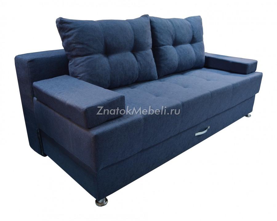 диван кровать рим 2 тик так синий купить в новосибирске фото и