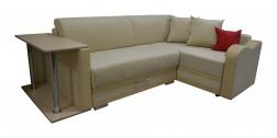 """Угловой диван-кровать """"Фаворит"""" со столиком картинка"""