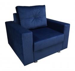 Кресло-кровать с пуфом картинка