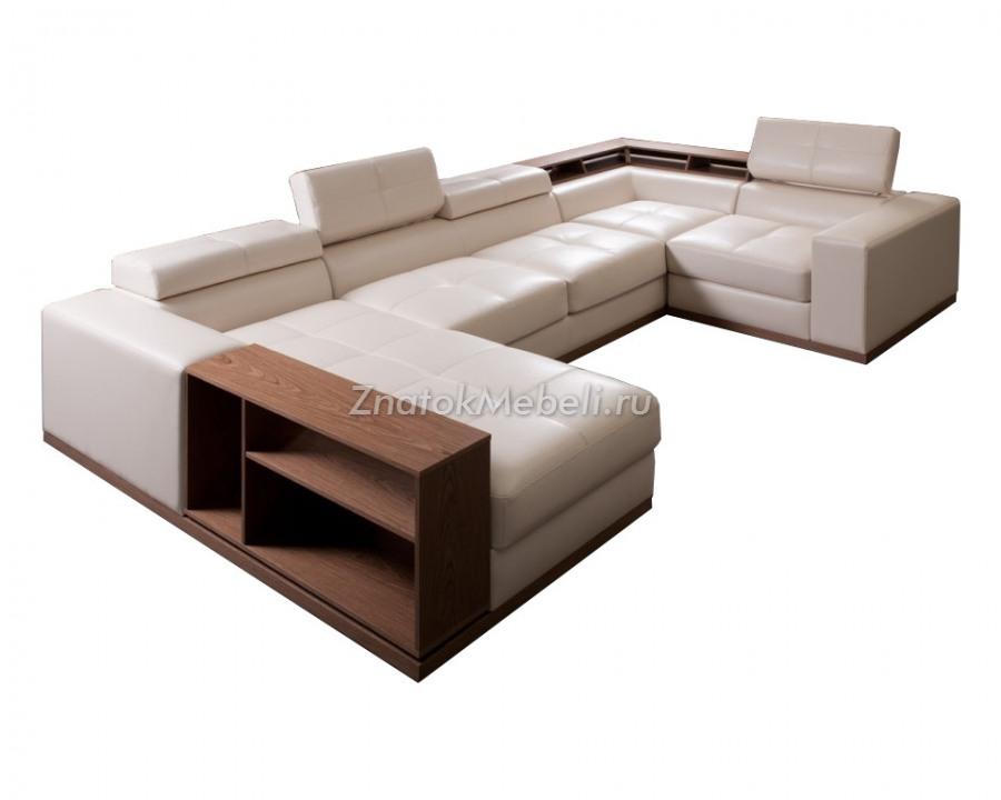 угловой диван леонардо купить в новосибирске фото и цена от