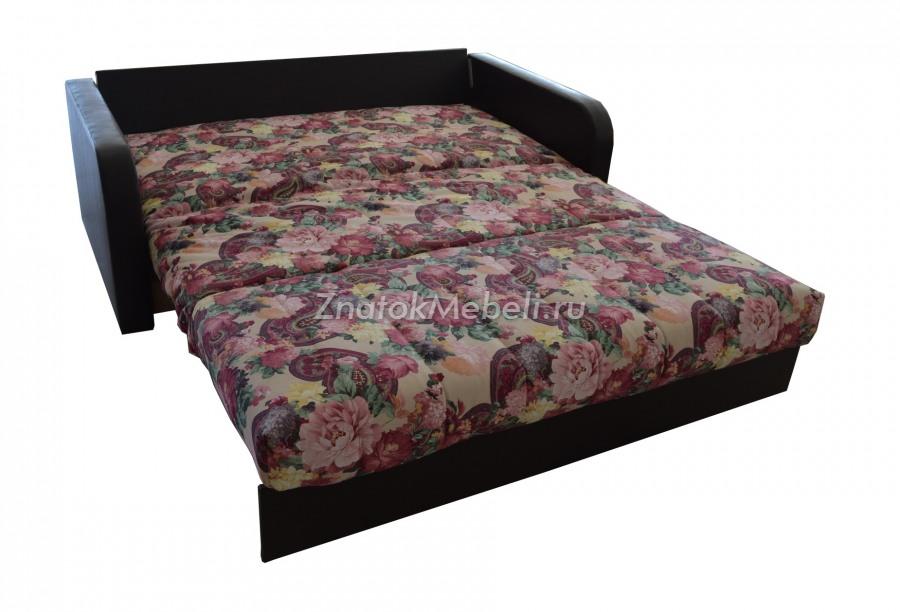 Диван-кровать Аккордеон в разложенном виде